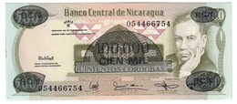 Nicaragua 100000 Cordobas 1987 UNC .C2. - Nicaragua