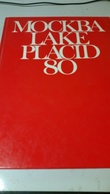 Olympic Games 1980 Mockba & Lake Placid Text & Photo Book - English German Italian - Sport & Cultura Segrate - Sport