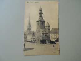 BELGIQUE FLANDRE OCCIDENTALE THIELT HALLETOREN - Tielt