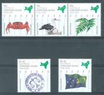 CHRISTMAS - MNH/** - 2008  - Yv 633-637 - Lot 17379 - Christmas Island