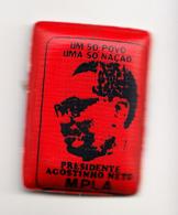 AGOSTINHO NETO , MPLO , ANGOLA 33mm - Administrations