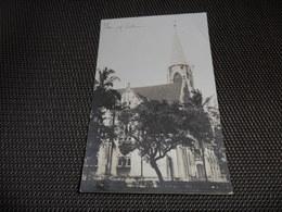 Tanzania    Carte Photo  Photocard  Dar - Es - Salaam  Church - Tanzanie