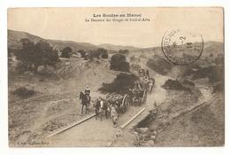 Maroc. La Descente Des Gorges De Souk El Arba (A1p73) - Other