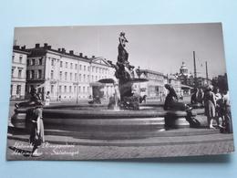 HELSINKI - KAUPPATORI - HELSINGFORS - SALUTORGET () Anno 1953 ( Zie Foto Details ) ! - Finlande