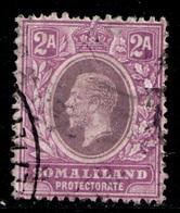 SOMALILAND 1921 - From Set Used - Somaliland (Herrschaft ...-1959)