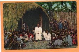 Kyamtuala 1910 Postcard - Ruanda-Urundi