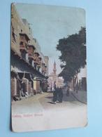 NATIVE STREET ( 522 ) Anno 1906 ( Zie Foto Details ) ! - Le Caire