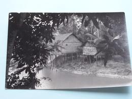 PAILLOTTES A SIEMREAP ( Hamre ) Anno 195? ( Zie Foto Details ) ! - Cambodia