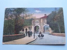 SOUTH PORT GATES ( V. B. Cumbo ) Anno 19?? ( Zie Foto Details ) ! - Gibraltar