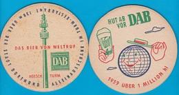 Dortmunder Actien Brauerei ( Bd 1896 ) - Sous-bocks