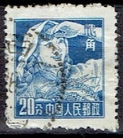 CHINA #  FROM 1955  STAMPWORLD 275 - 1949 - ... People's Republic