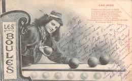 Bergeret - Les Jeux - Les Boules - Bergeret