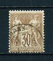Francia  Nº Yvert  69 (tipo-I)  USADO - France
