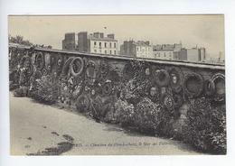 CPA Paris 20 Cimetière Père Lachaise Le Mur Des Fédérés - Arrondissement: 20