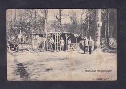 Guerre 14-18  Bahnhof Römerlager ( Gare Camp Des Romains Sodats Allemands ) - Ohne Zuordnung