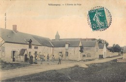 VILLAMPUY ENTREE DU PAYS 28 - France