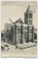 Saint Denis - Seine-Saint-Denis - L' Abbaye Gel. 1909 - Saint Denis