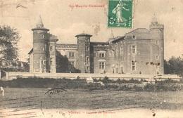 Pibrac - Façade Du Château (Labouche 43) - Pibrac