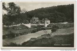 Pforzheim - Kupferhammer - Foto-AK - Verlag Emil Hartmann Mannheim Gel. 1941 - Pforzheim
