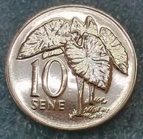Samoa 10 Sene, 2010 -2764 - Samoa