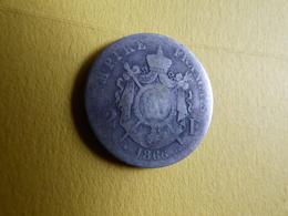 RARE 2 FRANCS NAPOLEON 1866BB - I. 2 Francs