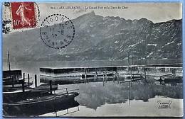 K73A - AIX-les-BAINS -  Le Grand Port Et La Dent Du Chat - Aix Les Bains