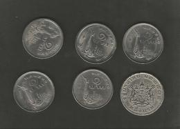 Monnaies Thaïlandaises - Thaïlande
