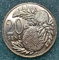 Samoa 20 Sene, 2006 - Samoa