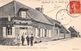 ¤¤   -   SAINT-QUENTIN-D'AUTEUIL   -  La Chapelle    -  ¤¤ - France