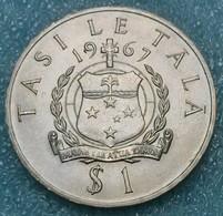 Samoa 1 Tala, 1967 -2361 - Samoa