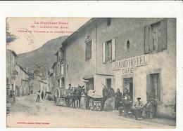 11 CABRESPINE EVNUE DE VILLENEUVE ET L HOTEL VIGUIER CPA BON ETAT - France