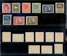 A17-313-A13-0574 COLONIE - EGEO - 1929 - Pittorica (3/11) - Serie Completa - Gomma Integra (2.000) - Stamps