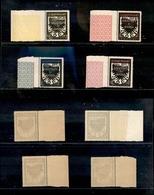 A17-322-A13-0587 COLONIE - EGEO - 1944 - Posta Aerea (56/59) - Serie Completa - Gomma Integra (400) - Stamps