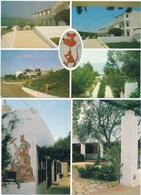 Lot De 2 Cartes Du Kappa Club  Ermioni Pelopones  Grèce  ( Format 15 X 10,5 Cm ) ( Recto Verso ) - Grèce
