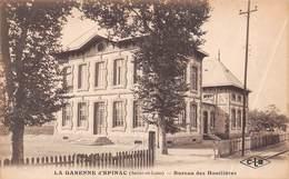 La Garenne D'Epinac (71) - Bureau Des Houillères - Autres Communes