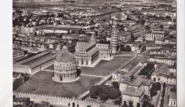 PISA - VEDUTA AEREA VG AUTENTICA 100% - Pisa