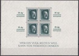 Go_ Deutsches Reich -  Mi.Nr. Block 9  - Ungebraucht NH - Deutschland