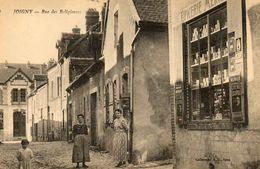 JOIGNY - 89 - Rue Des Religieuses - Epicerie - Enfant -animée - 76644 - Joigny