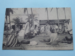SAINT-LOUIS Avenue De Guèt N'Dar () Anno 19?? ( Zie Foto Details ) ! - Sénégal