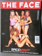 Revue THE FACE N° 2 Mars 1997 Volume 3 The Spice Girls  U2  Prince  Star Wars  Maggie Cheung  Aerosmith  EELS  Carl * - Amusement