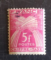 Taxe N° 75 - Taxes