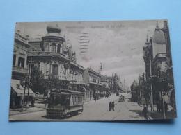 MONTEVIDEO - Avenida 18 De Julio () Anno 1922 ( Zie Foto Details ) ! - Uruguay