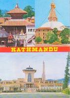 Népal        H20        Kathmandu ( 3 Views ) - Népal