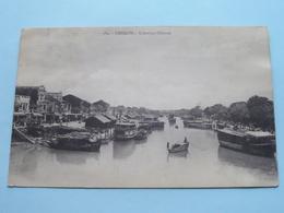 CHOLON - L'Arroyo Chinois ( 184 - Albert Portail ) Anno 1928 Indo Chine ( Zie Foto Details ) ! - Viêt-Nam