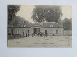 C.P.A. : 21 Poudrerie Nationale De VONGES, Animé - France