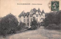 Flacé Les Macon (71) - Château Dubarry - France