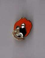 Pin's Pompier / Sapeurs Pompiers De Persan (sauver Ou Périr) EGF - Firemen