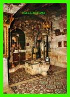 SICHEM, ISRAEL - PUITZ DE JACOB - JACOB'S WELL - ED. CUSTODIA TERRA SANTA - - Israel