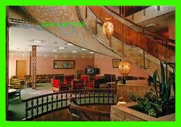 ISFAHAN, IRAN - THE HALL OF HOTEL SHAH ABASS - - Iran