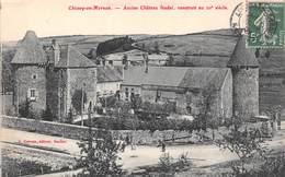 Chissey En Morvan (71) - Ancien Château Féodal Construit Au XIIe Siècle - France